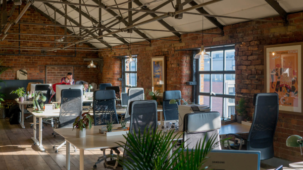 SEO Manchester office